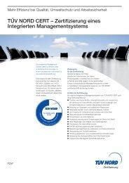 Zertifizierung eines Integrierten Managementsystems
