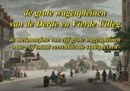 de grote wagenpleinen van de Derde en Vierde ... - theobakker.net