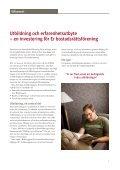 Utbildningar och aktiviteter 2010 - Riksbyggen - Page 3