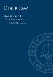 Drake Law - Drake University Law School
