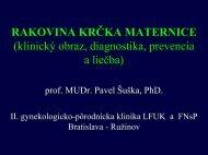 Prof. MUDr. Pavol Šuška PhD