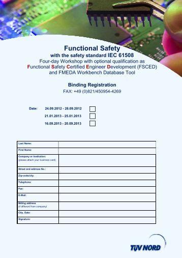iec 61508 functional safety assessment sil 3 virgo. Black Bedroom Furniture Sets. Home Design Ideas