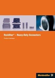 RockStar® – Heavy-Duty Connectors - Elektrospoji doo