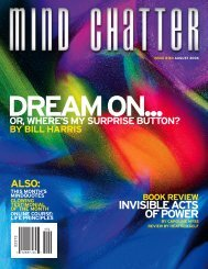 Mind Chatter #163 (August, 2006) (PDF) - Centerpoint Research ...
