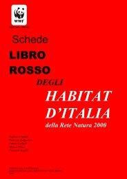 DEGLI HABITAT D'ITALIA della Rete Natura 2000 - WWF Caserta
