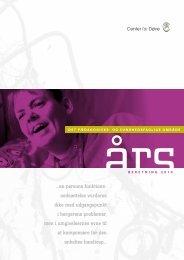 Download PSOs årsberetning 2010 som pdf - Center for døve