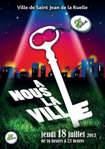 fly_a_nous_la_ville_.. - Saint Jean de la Ruelle
