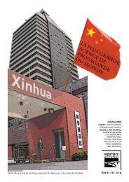 Xinhua : La plus grande agence de propagande du monde