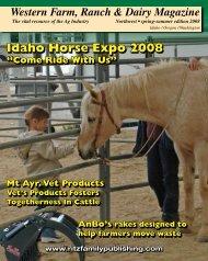 Idaho Horse Expo 2008 - Ritz Family Publishing, Inc.