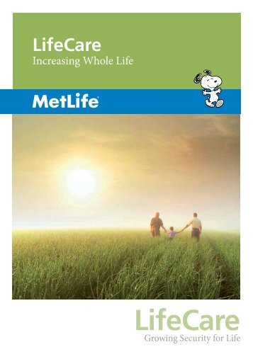 Life Care - MetLife Alico