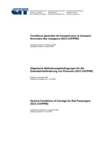 GCC-CIV/PRR