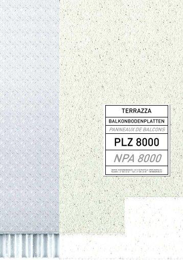 NPA 8000 - Inopan