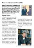 KRISTILLINEN ALKOHOLISTI- JA NARKOMAANITYÖ RY 1-2008 - Page 5
