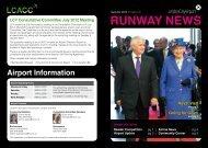 Edition Twenty Two - Summer 2012 - London City Airport