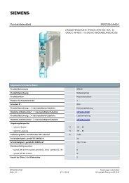 Product data sheet 3RF2330-3AA24 - TP Automation e.K.