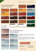 Standard-Ausstattung - Udipan - Page 6