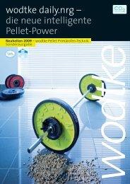 wodtke daily.nrg – die neue intelligente Pellet-Power