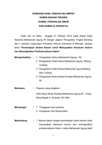 uploads/10_ RUMUSAN PERDATA 2012(1).pdf - PT Bandung