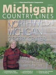 loAnn - Michigan Country Lines Magazine