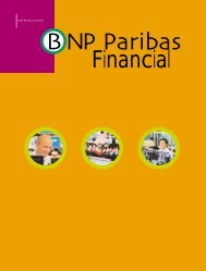 2001-BNP Paribas Annual Report-Financial and Legal Information