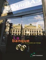 2002- Rapport Annuel de BNP Paribas