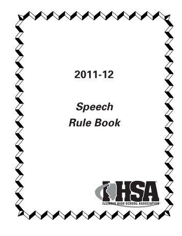 Ihsa track and field rule book