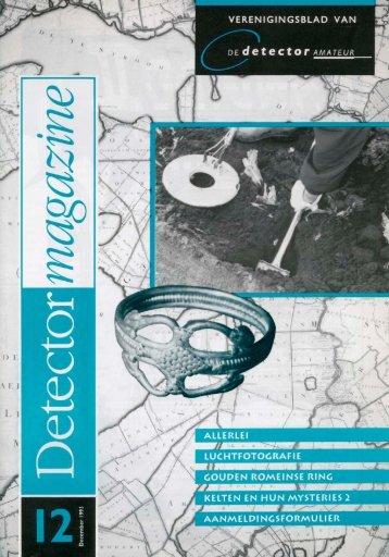 I_magazineI - De Detector Amateur