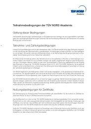 TNB deutsch_Brief_AKD.qxd - TÜV NORD Gruppe