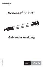 Einstellanleitung Motor - Durach GmbH