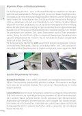 Istruzioni di manutenzione e utilizzo, 382 KB - SieMatic - Page 4