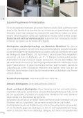 Istruzioni di manutenzione e utilizzo, 382 KB - SieMatic - Page 6