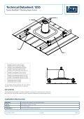 TECHNICAL DATASHEETS - Vandernet - Page 6