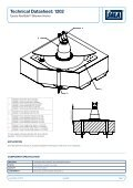 TECHNICAL DATASHEETS - Vandernet - Page 7
