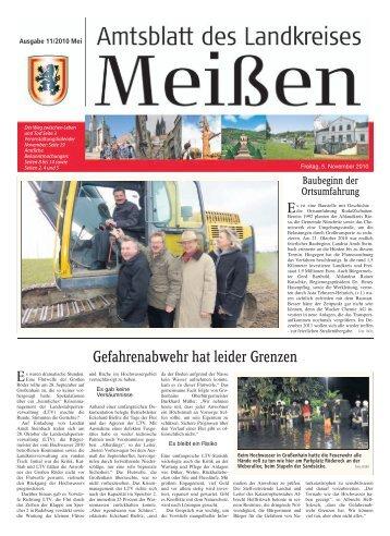 amtliche bekanntmachungen - Landkreis Meißen
