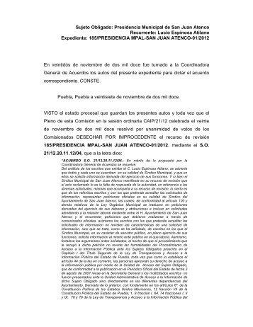 185-PMPAL-SAN JUAN ATENCO-01-2012.pdf - CAIP