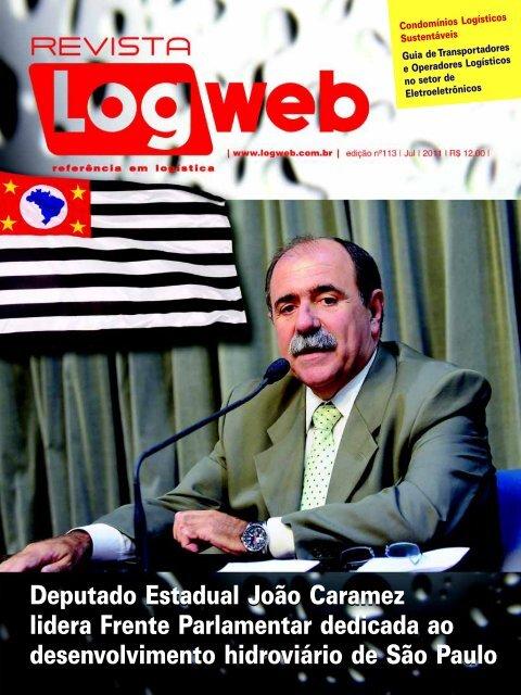 Edição 113 download da revista completa - Logweb