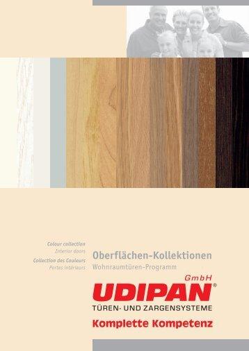Oberflächen-Kollektionen - Udipan