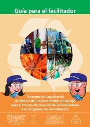 guia del facilitador - CDAM - Ministerio del Ambiente