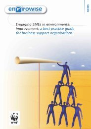 a best practice guide for business support organisations ... - Wrap