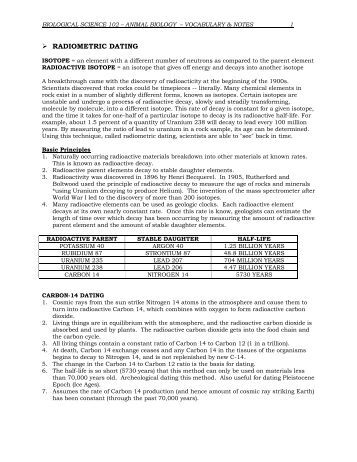 worksheets radiometric dating worksheet opossumsoft worksheets and printables. Black Bedroom Furniture Sets. Home Design Ideas