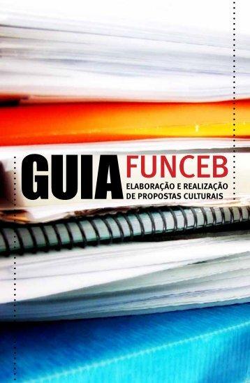 Elaboração e Realização de Propostas Culturais - Fundação ...