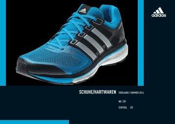 Schuhe/Hartwaren 1.Halbjahr 2014 - EASTSIDE