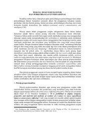 Perang, Hukum Humaniter, dan Perkembangan Internasional
