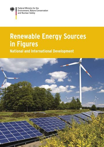 Renewable Energy Sources in Figures - Fes-japan.org