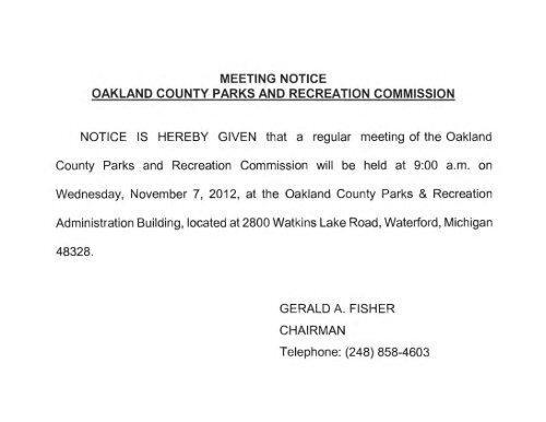 November 7 2012 Commission Packet.pdf - Destination Oakland