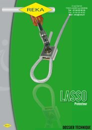Téléchargez notre fiche produit Lasso Protecteur