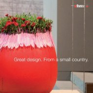 Great design. From a small country. - J. Reinisch & Co. KG - SAS