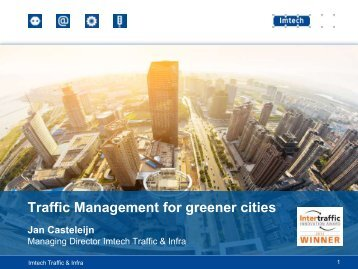 Policy Driven Traffic Management