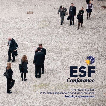 The role of the ESF