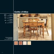 Cotto d'Albe - Ceramic tiles